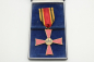 Preview: Federal Republic of Germany Federal Cross of Merit on ribbon in a case