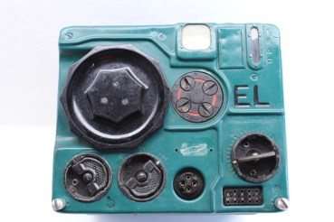 German radio E. 10 L of the Luftwaffe