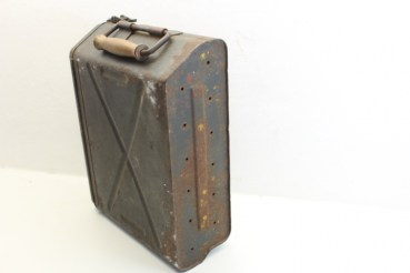 Original airtight cartridge case Patr.s.Pz. B.41 of the Wehrmacht 1942, WaA stamped