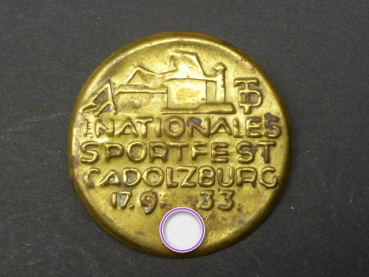 1st Cadolzburg National Sports Festival 1933