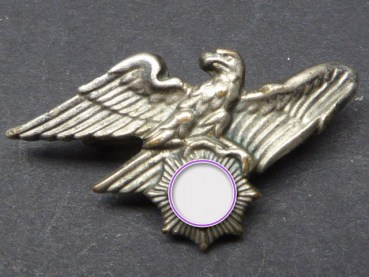 Badge - RLB Reich Air Protection Association for officials, manufacturer Aurich Dresden