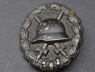 VWA wound badge in black WW1