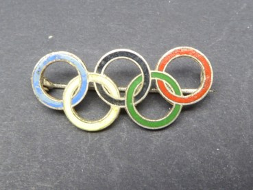 Badge - 1936 Berlin Olympics