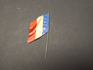 France flag for flag bearers, Elastolin figures