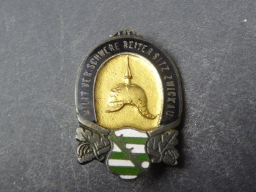 Badge - Military Association Heavy Riders Headquarters Zwickau