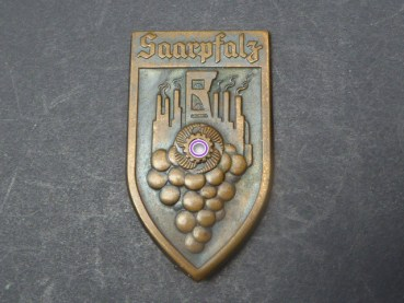 KDF badge - strength through joy Saarpfalz