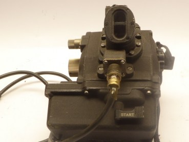 Air Force Electric Sextant Type MA-1, manufactured by Kollsman Instrument Company