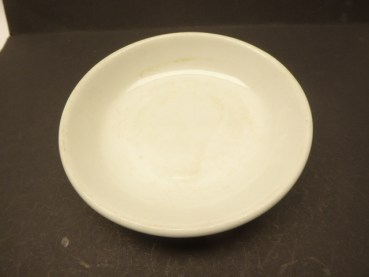 Army dishes - bowl with manufacturer Schönwald 1940