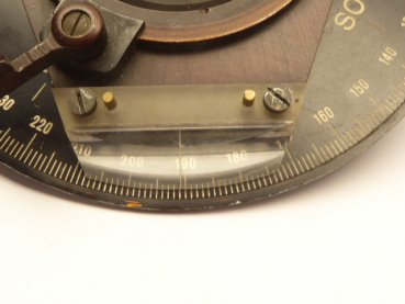 Luftwaffe - spare part target disc PS 6 without Bussole, manufacturer jlq, FI 23291-1