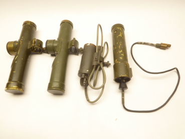 2x Light Instrument M2 + M50 und Light Aiming Post M14