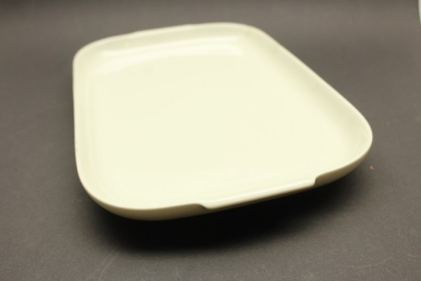 SS porcelain manufacturer Allach, small meat or bread bowl for the dinner service