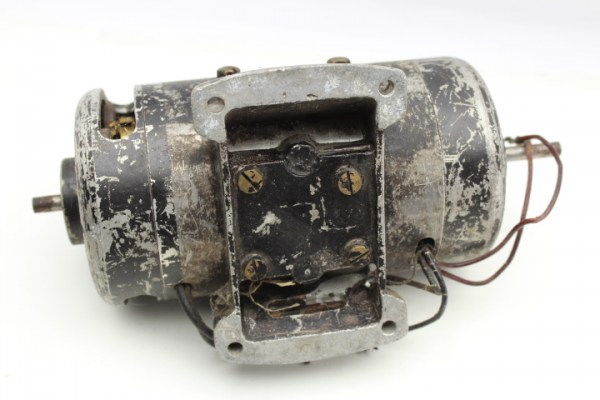 German Luftwaffe auxiliary engine for controlling airplane Otto Becker, Schöneberg NHS 8