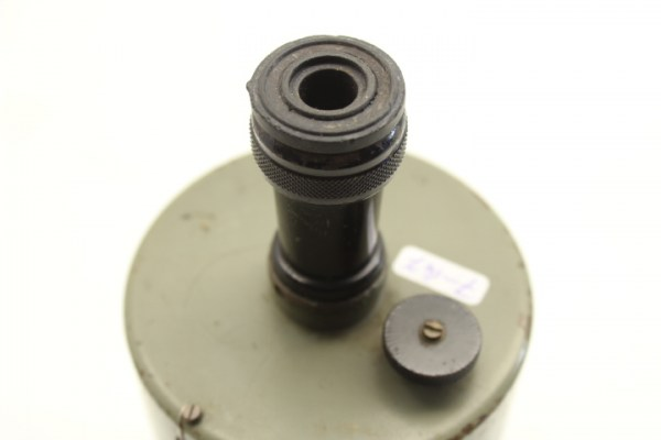 Parachute cartridge bussole, manufactured by Max Hildebrand Freiberg Saxony, Germany