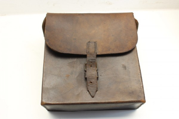Wehrmacht bag for tools of the telecommunications troop, message troop