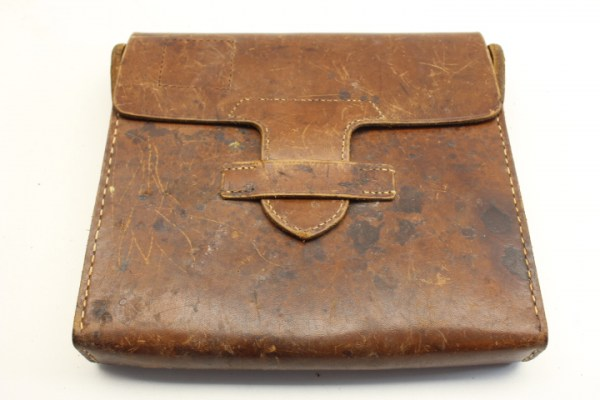 An officer's document bag