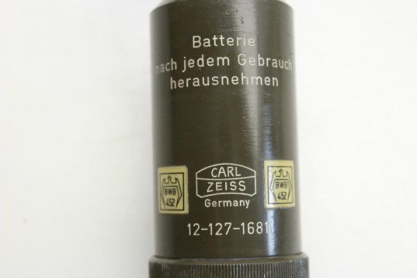 Bundeswehr target staff Bw Zeiss Rk 76 A1 directional circle