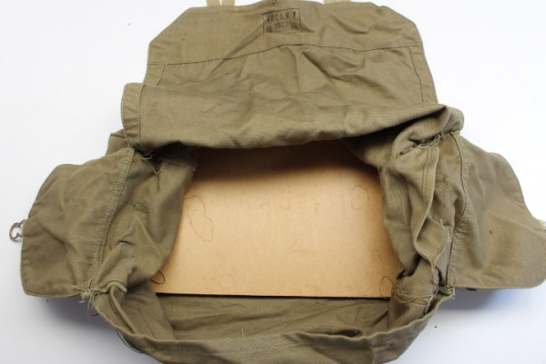 Czech military bag S-47 sand colors