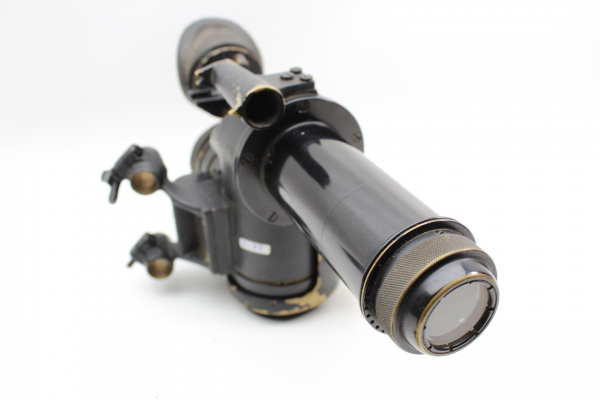 Air rifle scope Anti-aircraft gun, telescope Carl Zeiss LZF 2a (5x) for 7.5 cm gun 75ITK / 30 BK for Swedish Army