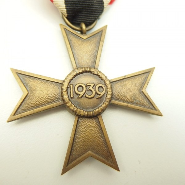 War Merit Cross of the 2nd class without swords, WWII