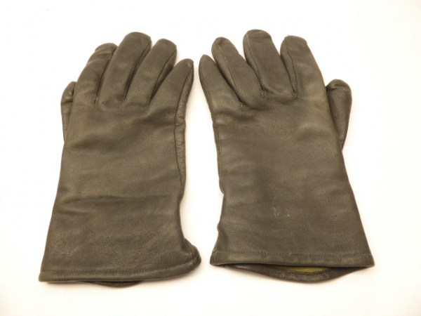 Air Force WWII gloves, nappa leather, size 9 1/2