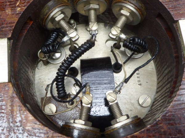 Old telegraph relay type Au.106 / 0