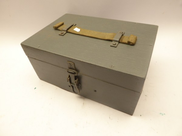 Leveling device made by Cooke. Troughton & Simms in the box