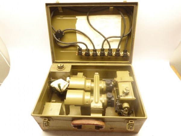 Russia - night vision device / accessories in box