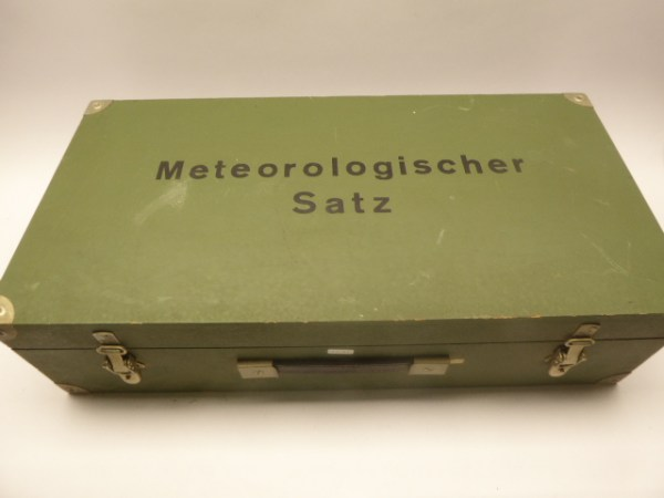 NVA - Meteorological set with accessories in the box