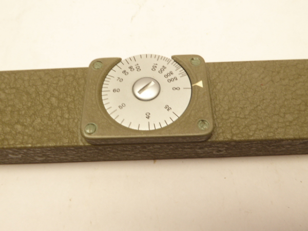 Wild Heerbrugg AG - distance measurement from 35 - 500 m, Bw 1240-12-129-2525 in bag