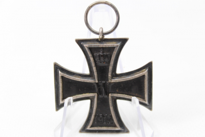 Iron Cross 2nd class, EK1 Prussia 1914 - EK II 1914 manufacturer difficult to read, probably SW