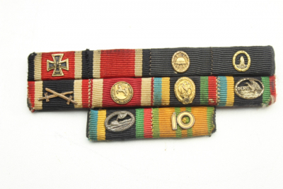 10 band clasp, field clasp from 1945