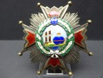 Spain - Order of Isabella the Catholic - Grand Cross Breast Star - 1930s