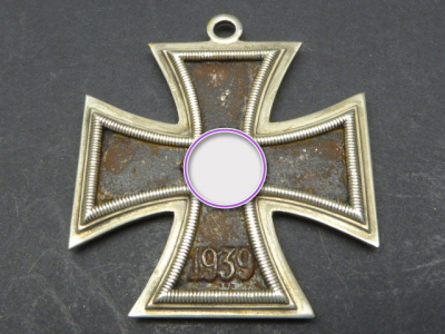 Order RK Knight's Cross of the Iron Cross 1939, stamped 800