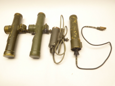 2x Light Instrument M2 + M50 and Light Aiming Post M14