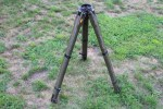 WW2 US Armed Forces tripod circa 1943 for artillery optics, theodolite
